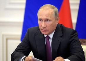 Putin: Qarabağ Azərbaycanın ayrılmaz hissəsidir