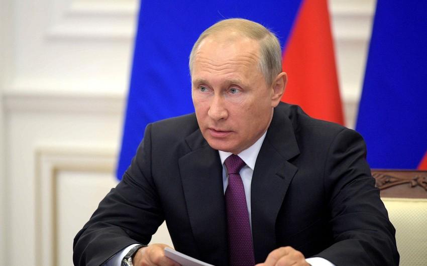 Владимир Путин: Карабах всегда был неотъемлемой частью Азербайджана