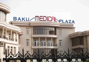 Baku Medical Plazada əməliyyat olunan pasiyent vəfat edib