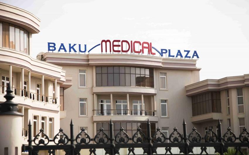 В бакинской клинике умер прооперированный пациент