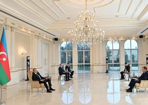 President Ilham Aliyev receives credentials of incoming Belarus ambassador