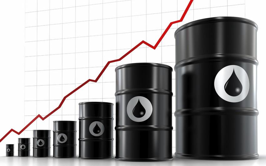 Azerbaijani oil price exceeds $68