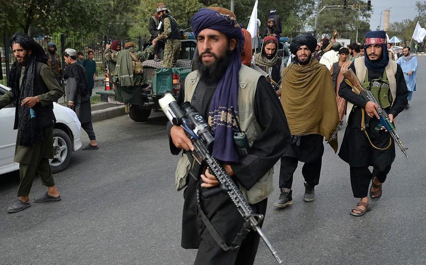 """""""Taliban"""" Pəncşirdəki müqavimət qüvvələrinə çağırış edib"""