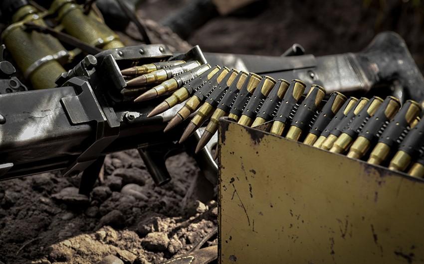 Ermənistan MTX hərbçilərinin Qarabağdan silahla qaçdıqlarını təsdiqlədi