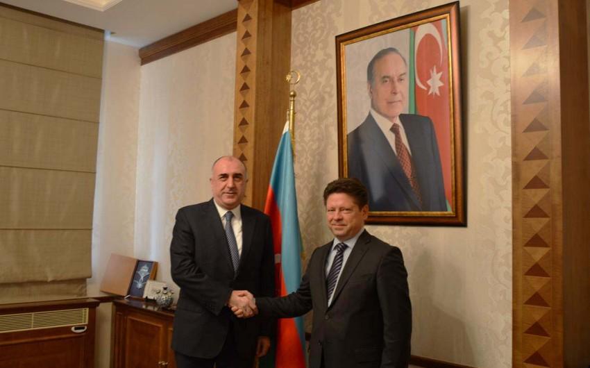 Новоназначенный представитель Совета Европы в Азербайджане прибыл в Баку