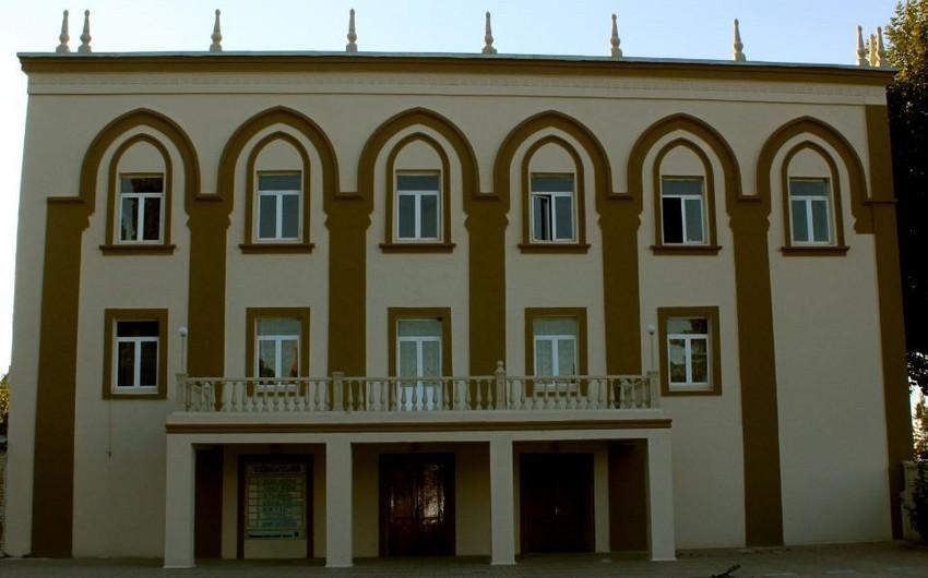 Əbülfəs Qarayev: Birinci vitse-prezidentin göstərişi ilə Gəncə Dövlət Dram Teatrının yeni binasında təmir-bərpa işləri aparılır