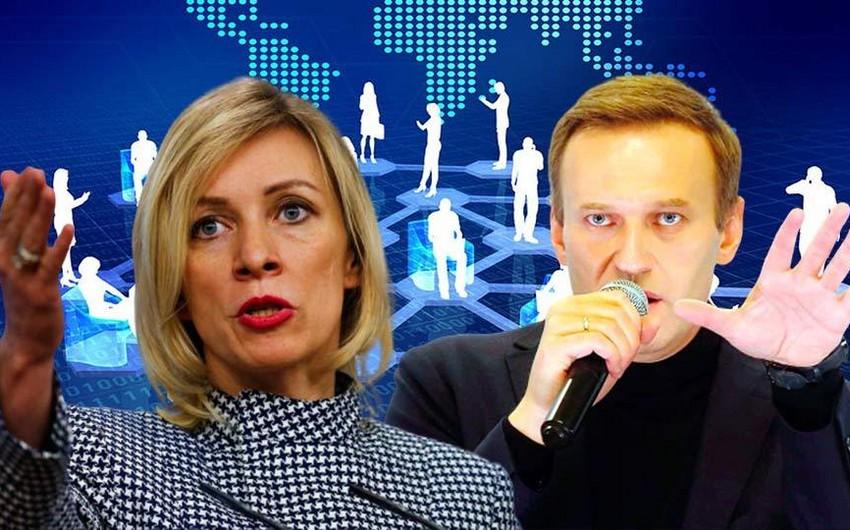 Rusiyada XİN sözçüsü ilə müxalifət lideri arasında debat baş tutmayacaq - YENİLƏNİB