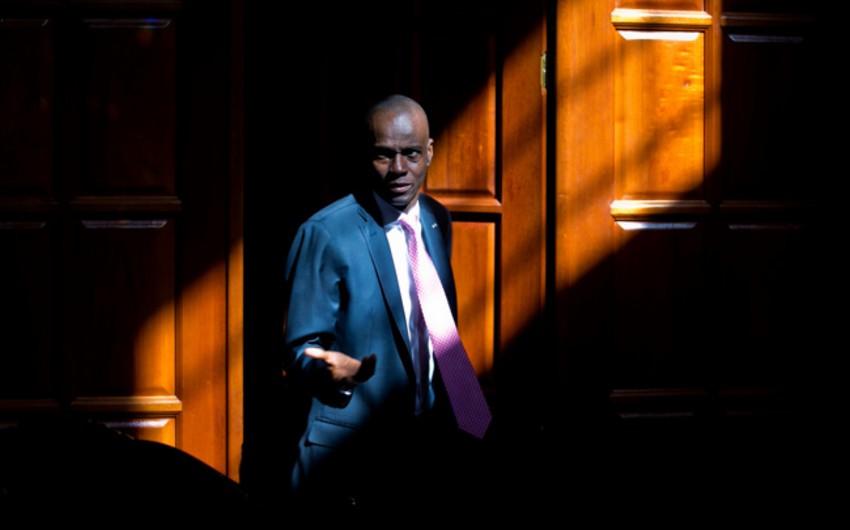 Öldürülən Haiti prezidentinin mühafizəsinin rəhbəri tutuldu