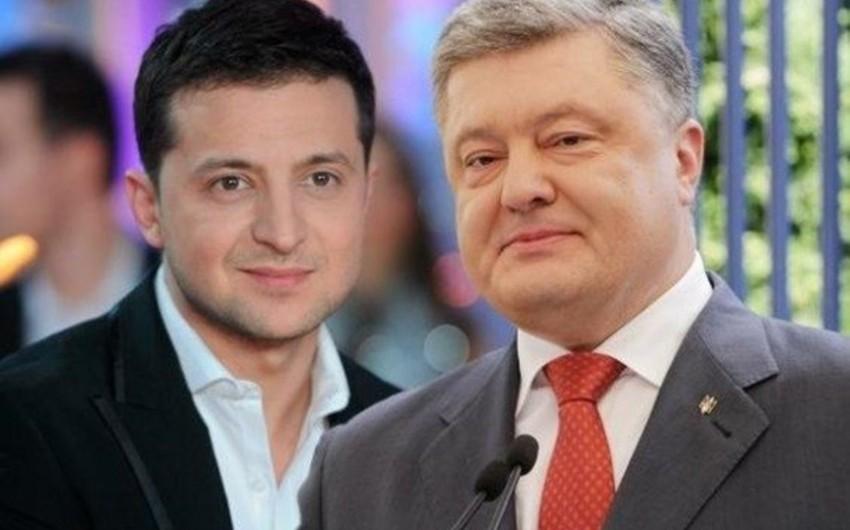 Порошенко и Зеленский договорились о дебатах