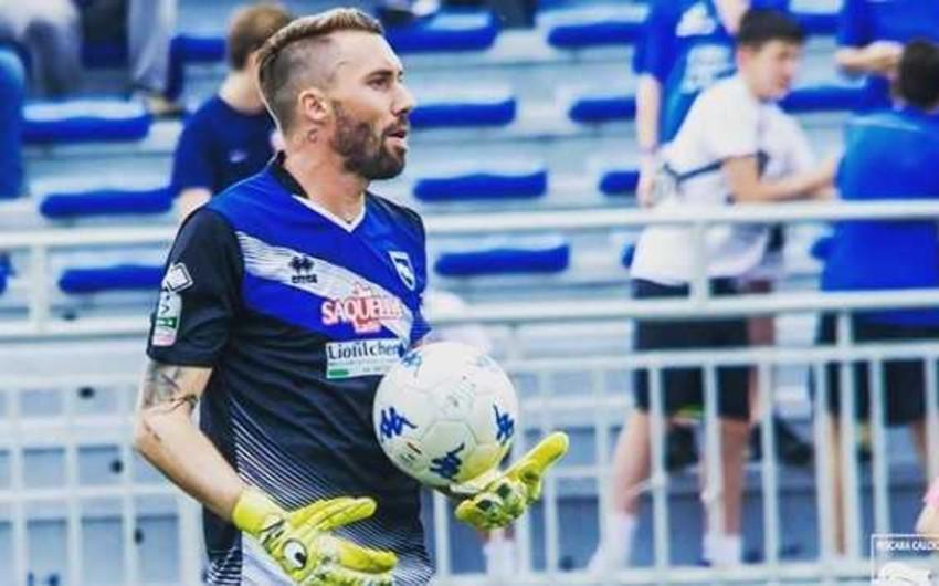 Qarabağ italiyalı qapıçını transfer edir