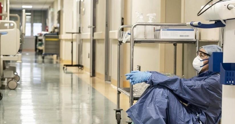 ÜST: Koronavirusa yoluxanların sayı artır