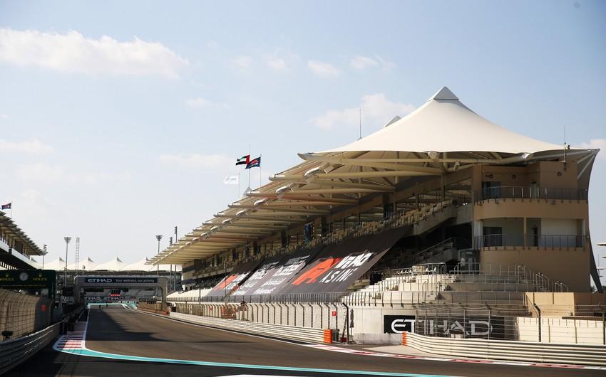 Mövsümün sonuncu Formula 1 yarışı başlayır