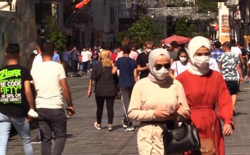 В Турции суточный прирост случаев COVID-19 достиг максимума