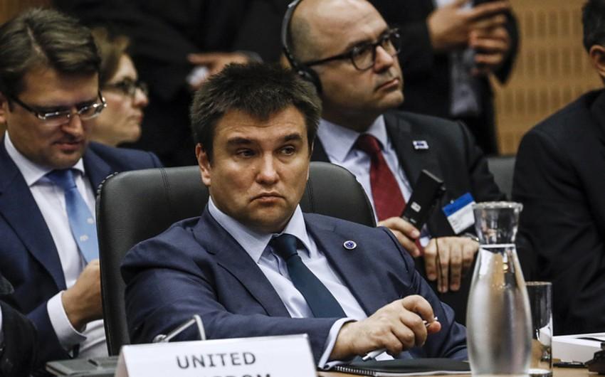 Ukrayna XİN başçısı vətəndaşları Rusiyada keçiriləcək dünya çempionatına getməməyə çağırıb