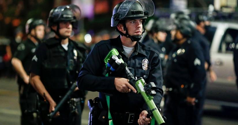 Один человек умер, один ранен в результате стрельбы в Калифорнии