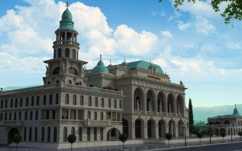 Gəncə Dövlət Filarmoniyasının tikintisinə əlavə 5 milyon manat ayrılıb