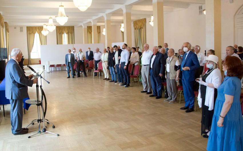 Moskvada Fərman Salmanovun 90 illik yubileyi ilə əlaqədar konfrans keçirilib