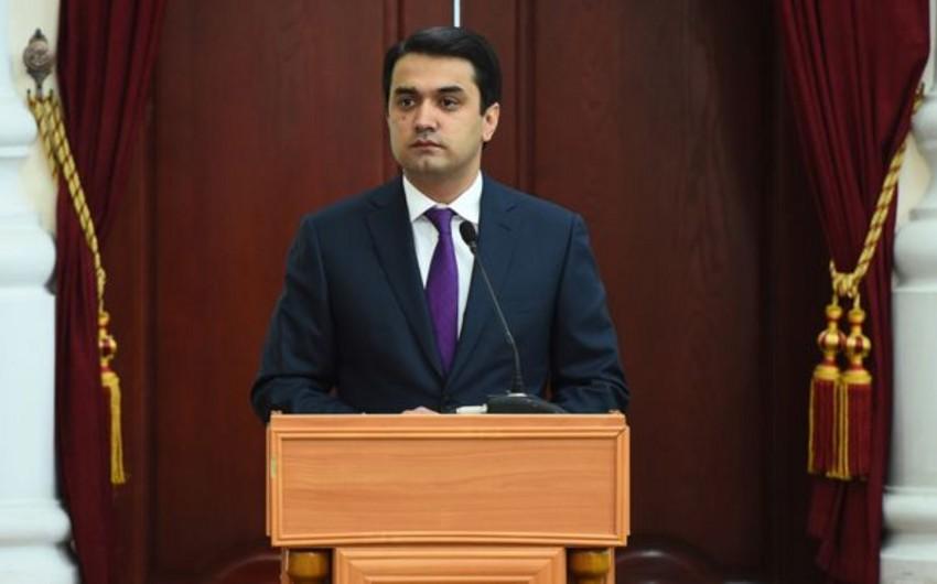 Tacikstan prezidenti oğlunu ölkə paytaxtının meri təyin edib