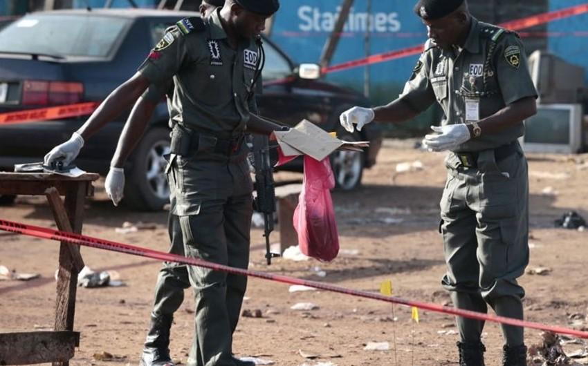 Nigeriyada terror aktı baş verib: 4 ölü, 8 yaralı