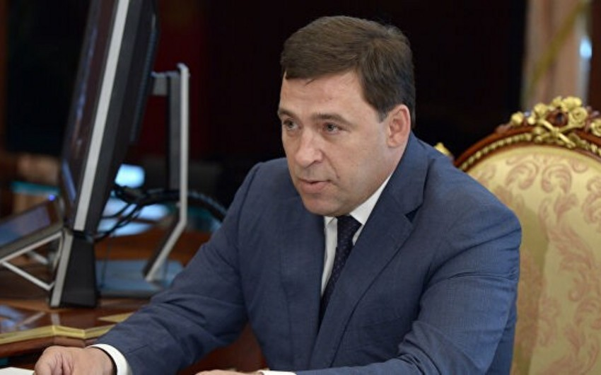 Qubernator: Azərbaycanla Sverdlovsk vilayəti arasında əməkdaşlığın böyük potensialı var