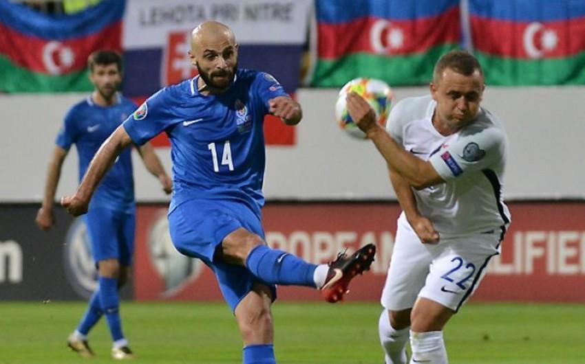 Seltanın slovakiyalı futbolçusu: Azərbaycana qarşı keçirəcəyimiz oyunu da unutmamalıyıq