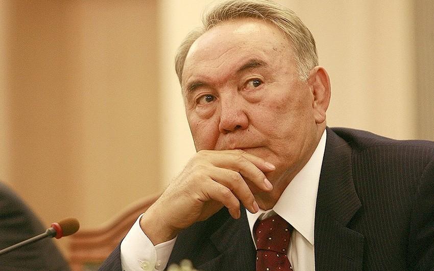 Nursultan Nazarbayev Avrasiya İttifaqının fəxri sədri ola bilər
