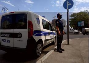 Полиция Баку проводит рейды