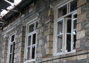 Armenia again targets civilians in Tartar