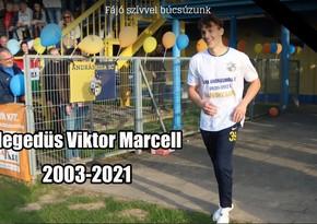 18-летний футболист умер во время тренировки