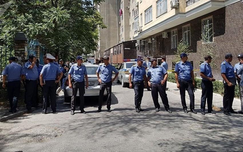 Bişkekdə rusiyalı iş adamının avtomobilinin altında partlayış törədilib