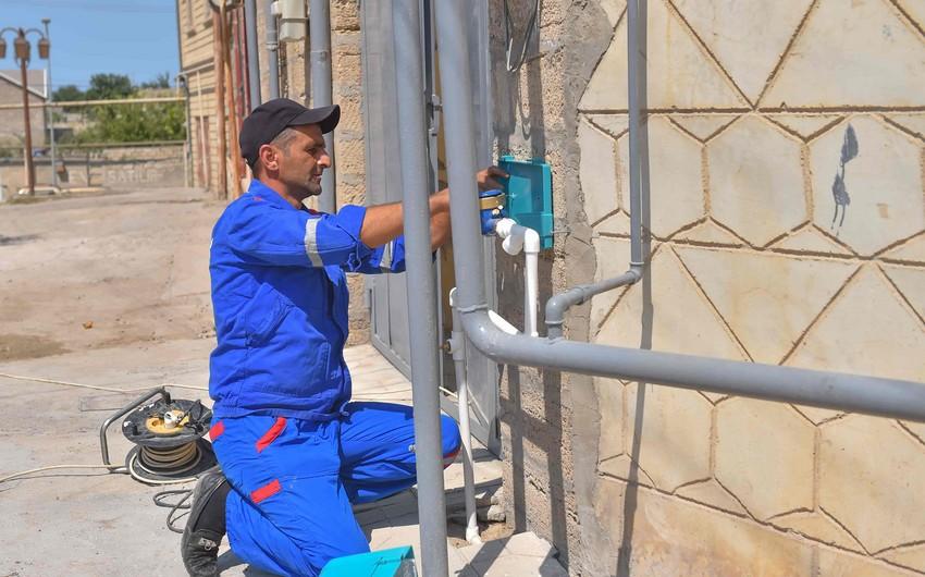 Sabunçu rayonunda yeni su təchizatı sistemləri yaradılır