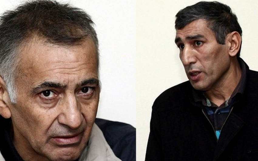 Eldar Samadov: Hostages Dilgam Asgarov and Shahbaz Guliyev have health problems