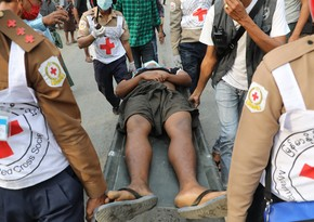 Жертвами столкновений в Мьянме стали не менее 211 человек