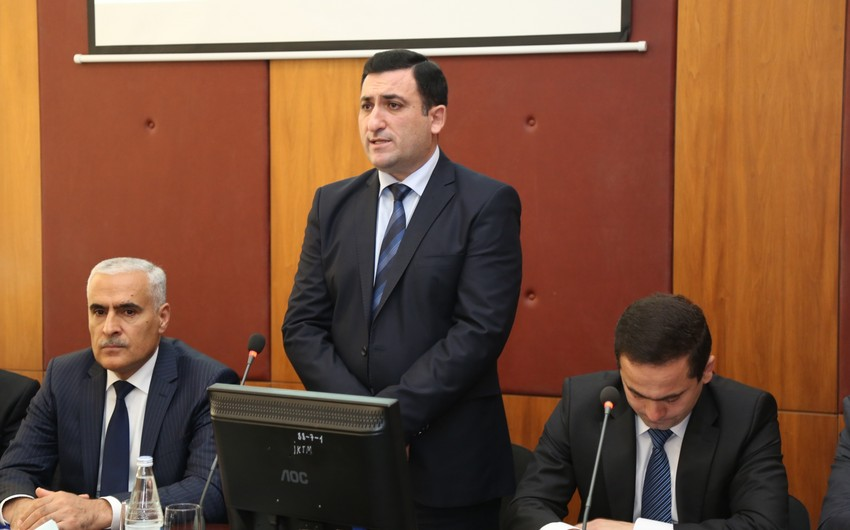 """""""Media və təhsil dialoqu: peşəkarlığın inkişafı"""" mövzusunda IV təlim konfransı keçirilib"""