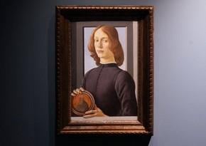 Картину Боттичелли выставят на торги в Нью-Йорке за 80 млн долларов