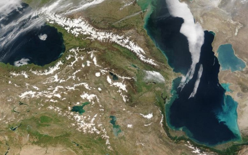 Meeting of working group on legal status of Caspian Sea to be held next week