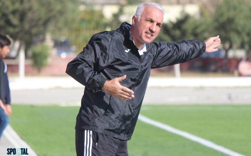 Главный тренер сборной Азербайджана определился с помощниками
