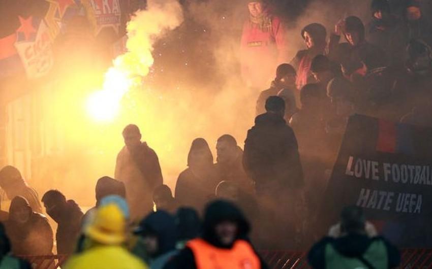 UEFA Rusiya klubunu cərimələyib