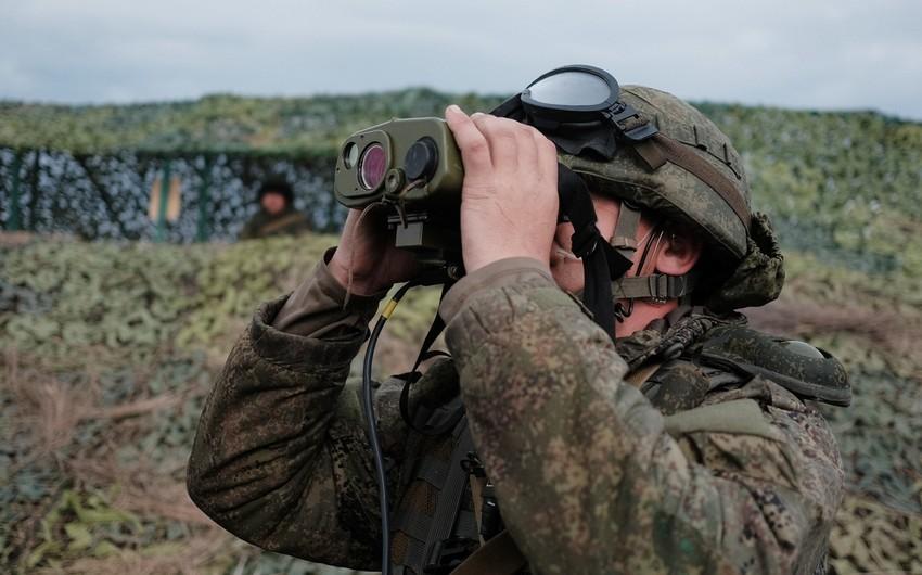 Rusiya hərbçiləri Suriyanın 2 pilotsuz təyyarəsini vurub