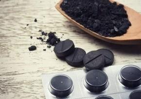 Aktivləşdirilmiş kömürün faydaları