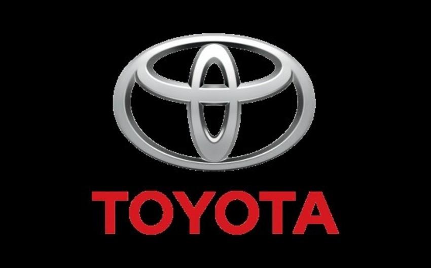 """""""Toyota"""" rüblük xalis mənfəətini 2 dəfədən çox artırıb"""