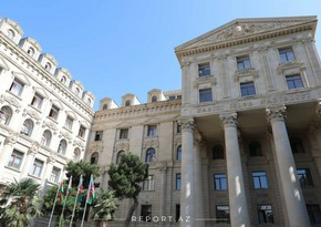 Azərbaycan XİN Ermənistanın baş nazirinin açıqlamasına münasibət bildirib