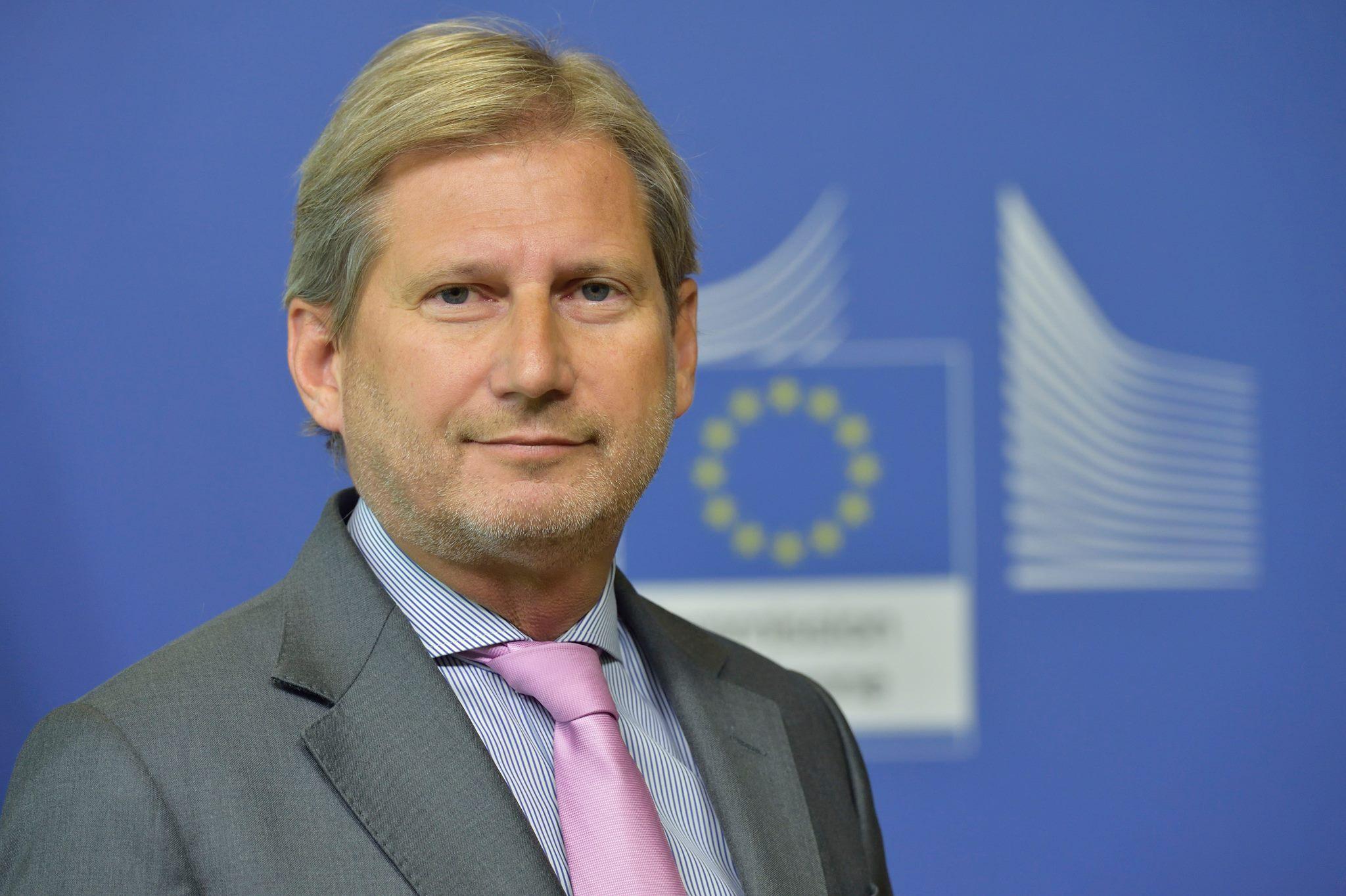Комиссар ЕС обсудит в Баку политику Европейского соседства