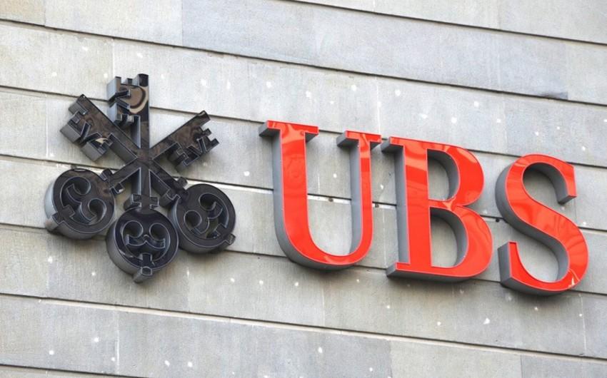 UBS-in aktivləri 2,5 trilyon dollara çatıb