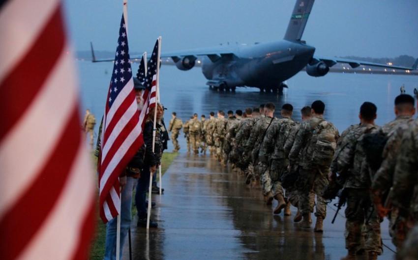 KİV: Koalisiyanın 60-dan çox hərbi maşını Amerikanın Suriyadakı bazasına gəlib
