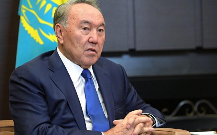 Qazaxıstan prezidenti Qara və Xəzər dənizlərini birləşdirəcək kanalın çəkilməsini təklif edib