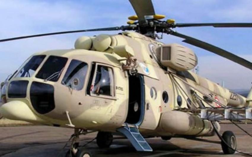 Venesuelada yoxa çıxmış Mi-17 helikopterinin axtarışına başlanılıb