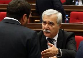 В Армении представитель правящей партии требует отставки министра обороны