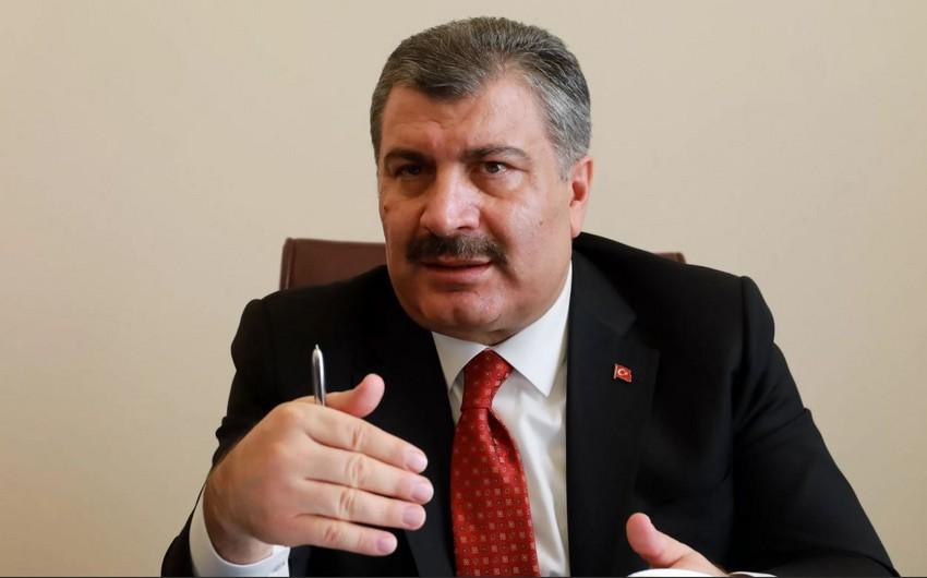 Türkiyədə koronavirus qurbanlarının sayı 1,1 min nəfəri ötdü