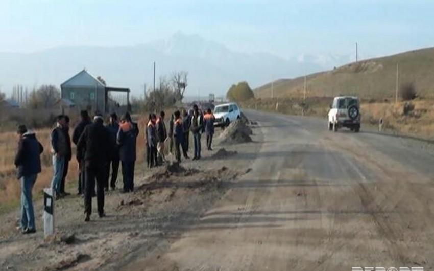 Goranboyda yol qəzasında iki qardaş və daha bir nəfər ölüb - FOTO - YENİLƏNİB